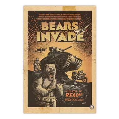 Bears Invade